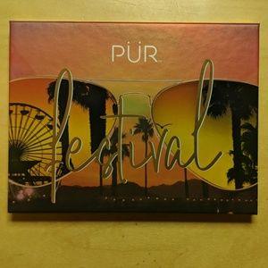 Pur festival palette brand new